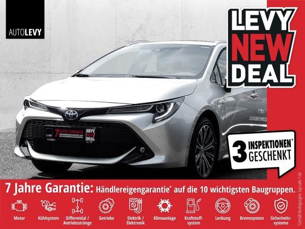 Toyota Corolla Hybrid TS Team Deutschland*Sondermodell Bläck Fööss*Head Up Display*Sitzheizung*PDC*CarPlay*