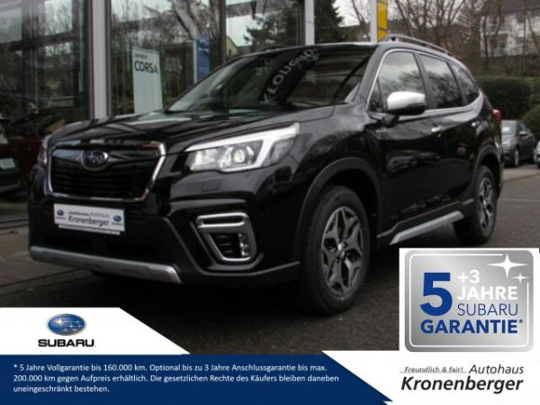 Subaru Forester 2.0ie Active Lineartronic e-Boxer
