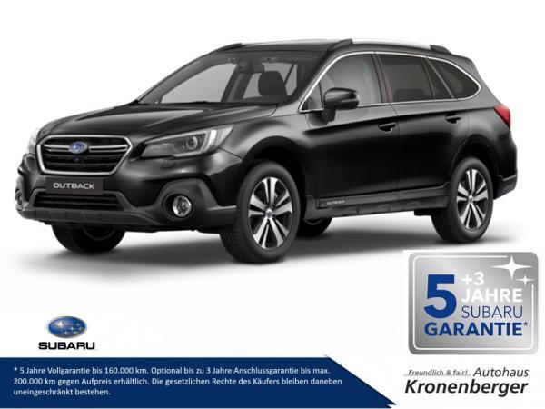 Subaru OUTBACK 2.5 Sport Lineartronic