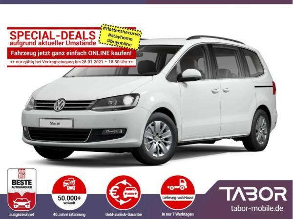 Volkswagen Sharan 1.4 TSI 150 CL Nav ACC Kam WinterP