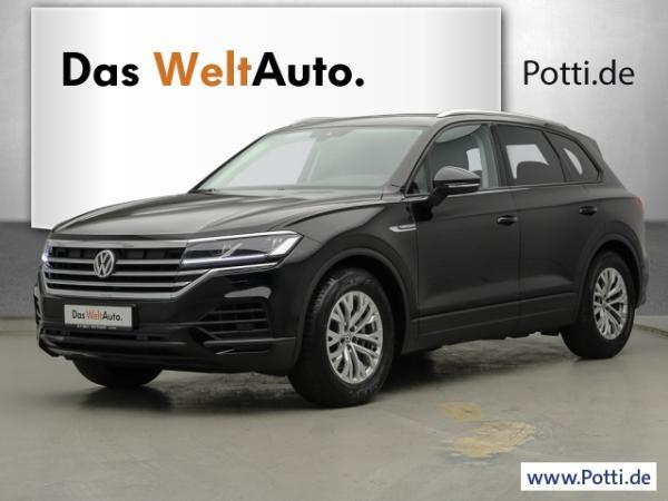 Volkswagen Touareg 3,0 V6 TDI BMT - LUFT - AHK Leder Navi Garantie