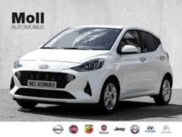 Hyundai i10 Trend Sitzheizung Lenkradheizung PDC Klima Navi