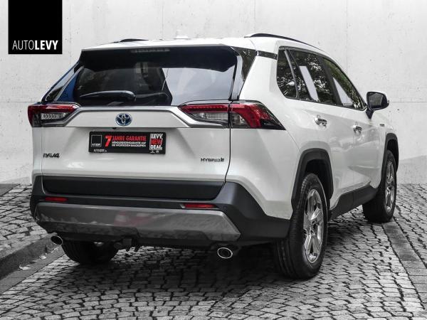 Toyota RAV 4 4x2 Hybrid Team Deutschland *Technik Paket*Sitzheizung*LED*