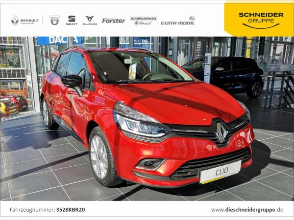 Renault Clio IV Grandtour TCe 90 , Navi, SHZ, EPH,