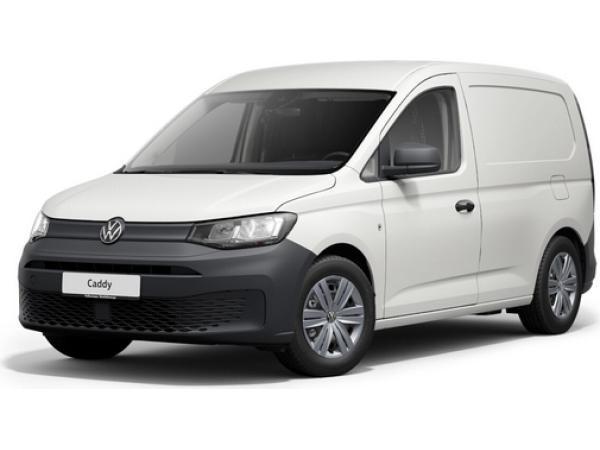 Volkswagen Caddy Cargo sofort verfügbar