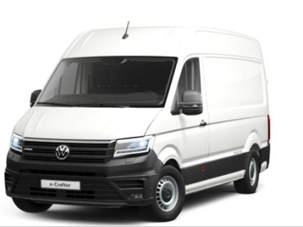 Volkswagen e-Crafter 35 Kasten Hochdach Motor: EM85 100kW