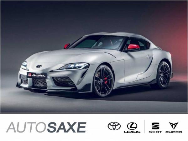 Toyota Supra leasen