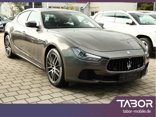Maserati Ghibli 3.0 V6 D275 AUT Leder Nav SchiebeD