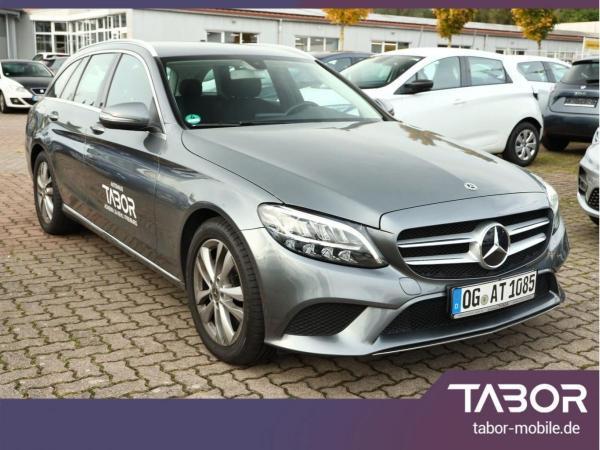 Mercedes-Benz C 220 d T Sport Avantgarde LED Nav EHK Kam