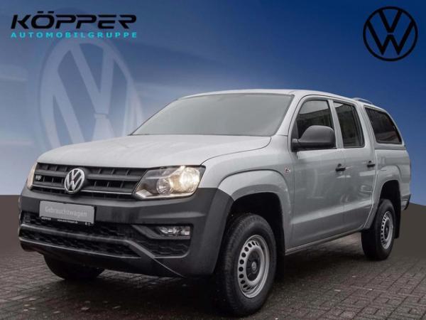 Volkswagen Amarok TRENDLINE 3.0 V6 TDI Navigation Klima AHK Hardtop Parksensor