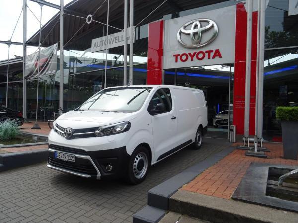 Toyota Proace L1 verblecht 4-türig MEISTER MODELL *169,-€*