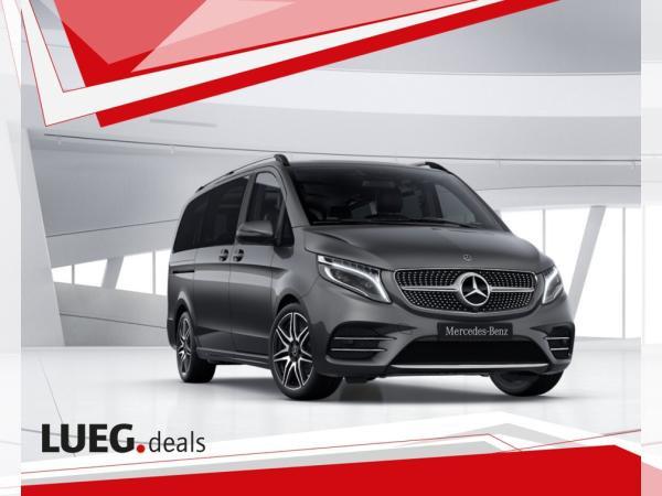 Mercedes-Benz V 300 d 4MATIC AMG-Line mit LED, Navi, MBUX uvm.