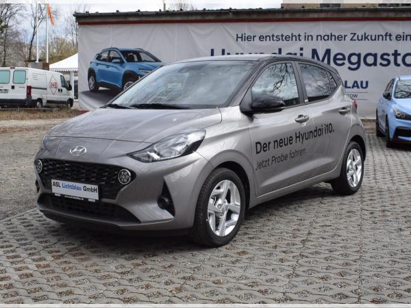 Hyundai i10 1.0 Intro Edition Navi EPH SHZ Klima 49 k...