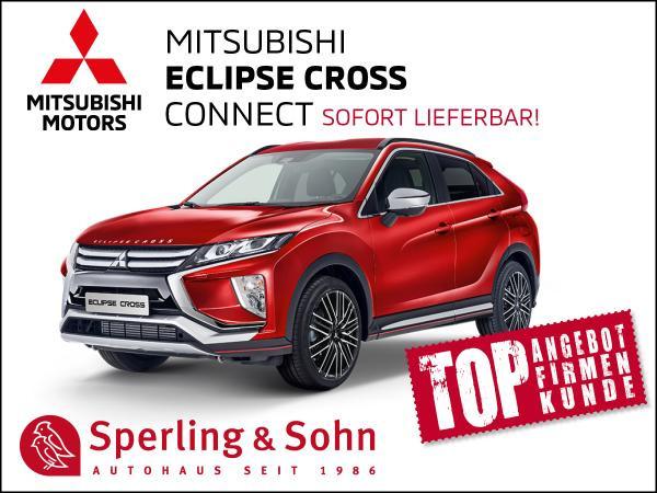 Mitsubishi Eclipse Cross leasen