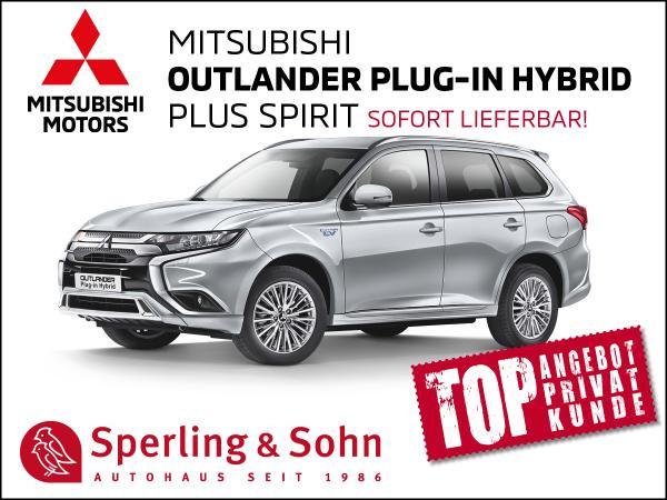 Mitsubishi Outlander Plug-In Hybrid PLUS SPIRIT *360° Kamera* *BI-LED*