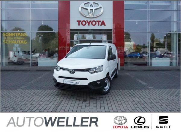 Toyota Proace City L1 Meister 4-Türig verblecht