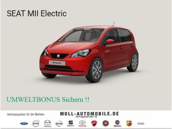 Foto - Seat Mii electric MJ21 Edition Power Charge  Plus Easy Flex Paket-Fahrassistenz Paket-CCS Ladedose