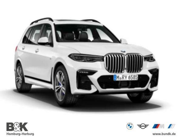 BMW X7 leasen