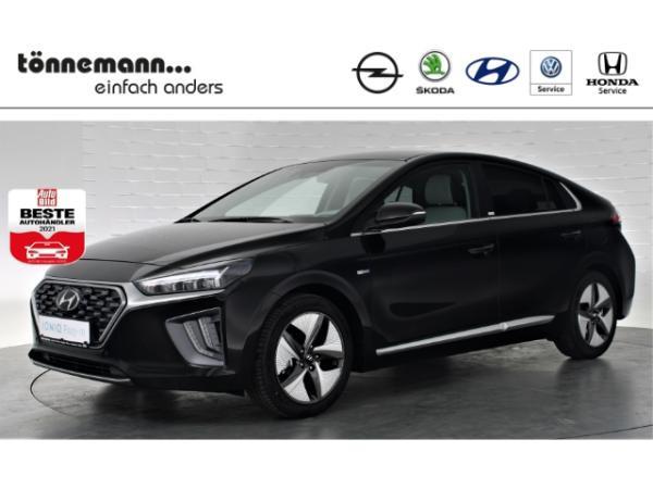 Hyundai IONIQ FL GDI HYBRID PREMIUM DCT+NAVI+BLUELINK+MEMORYSITZ+VERKEHRSZEICHENERKENNUNG+PARKPILOT