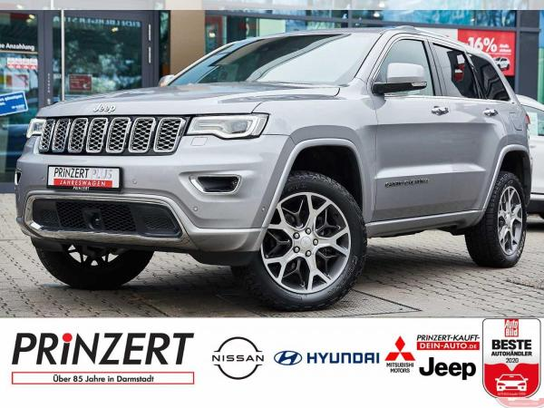 Jeep Grand Cherokee 3.0 V6 Multijet 4WD AT Overland