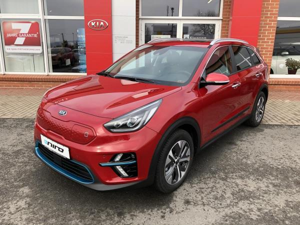 Kia e-Niro 204 Spirit LEDER GLASDACH 3PH SOFORT!!