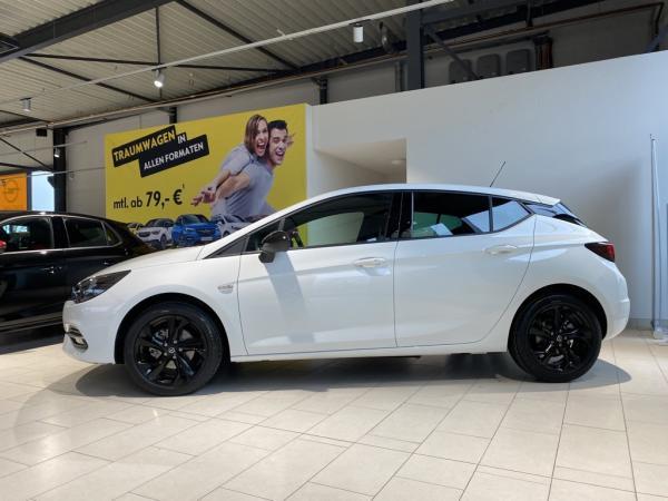 Opel Astra GS-Sport,130PS,Black Roof Paket,LED-Scheinwerfer,NAVI,Rückfahrkamera,uvm.