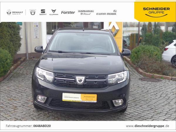 Dacia Sandero Comfort TCe 90 , Navi, PDC, Rückfahrk., DAB, Klima