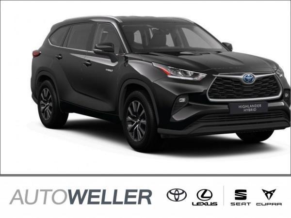Toyota Highlander leasen