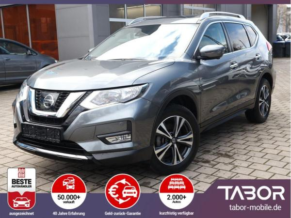 Nissan X-Trail 1.6 Dig-T 163 N-Connecta 7-S SchiebeD