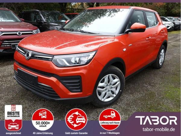 SsangYong Tivoli 1.5 T-GDI 163 4WD Amber Klima PDC Temp