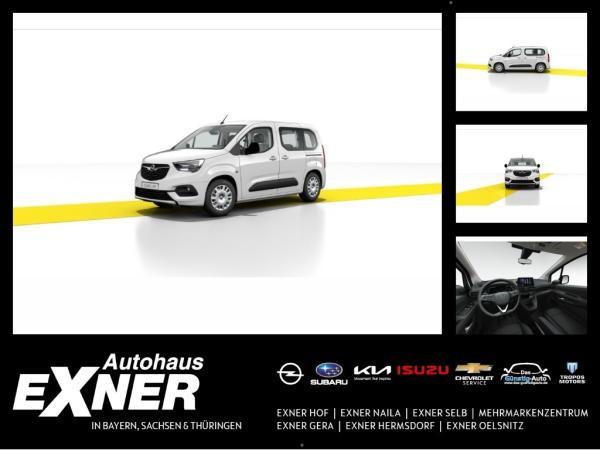 Opel Combo Life Edition 1.2 Benzin/INKL. WARTUNG&VERSCHLEIß/Gewerbe