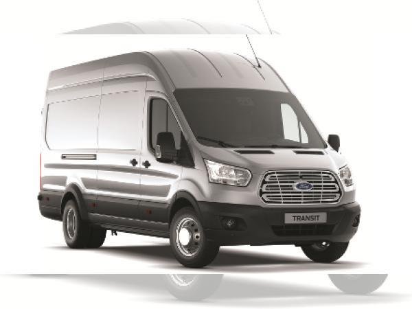 Ford Transit ANGEBOT AUSSCHLIEßLICH für Transportunternehmen & Paketdienste. Trend L4H3 Abbildung dient der Illus