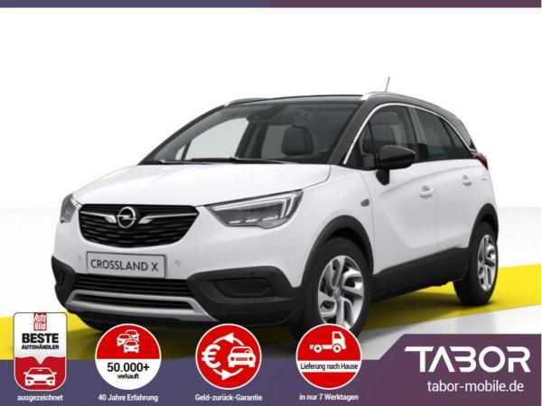 Opel Crossland X 1.2 83 Elite LED PDC Kam IntelliL16Z