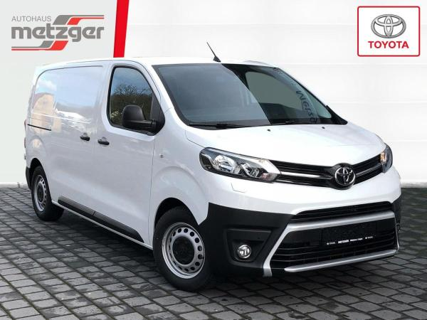Toyota Proace L1 1.5 D-4D Meister 88 kW (120 PS) 6-Gang