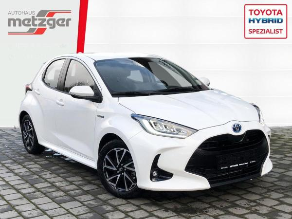 Toyota Yaris HYBRID Club +SmartPhone-Integration  *SOFORT*