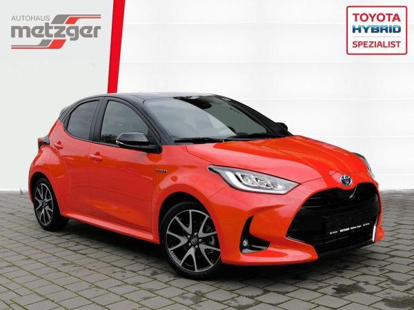Toyota Yaris HYBRID Premiere Edition +Smart-Phone-Integration
