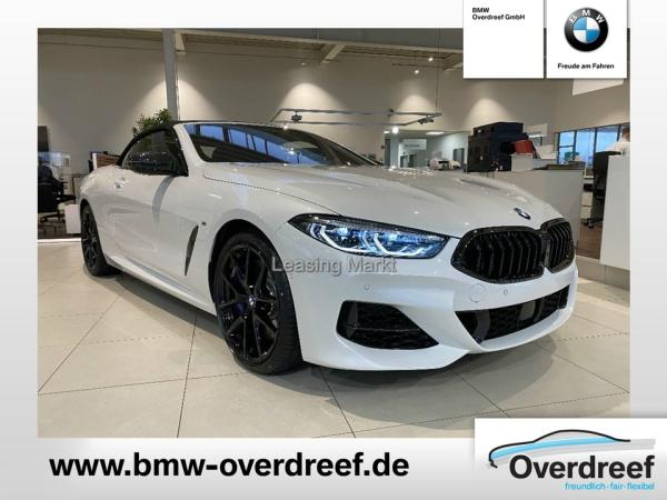 BMW M850 i xDrive Cabrio Innovationsp. Komfortzugang
