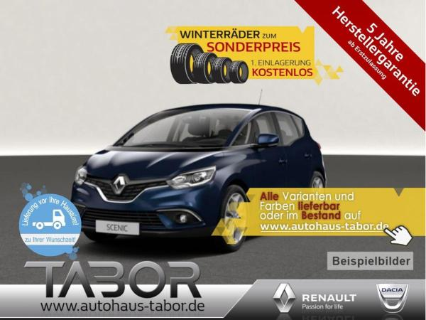 Renault Scenic IV LIMITED Deluxe TCe 140 EDC GPF Euro6d