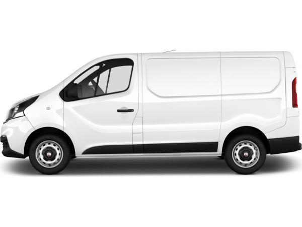 Fiat Talento Multicab SX 2.0 L2H1 / Navi/Klima/AHK