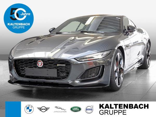 Jaguar F-Type Coupe P300 R-Dynamic KAMERA NAVI LED