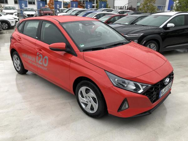 Hyundai i20 leasen