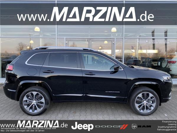 Jeep Cherokee Jeep Cherokee 2.2l D~Active Drive II~Overland~Sofort~VOLL~LED~Leder~