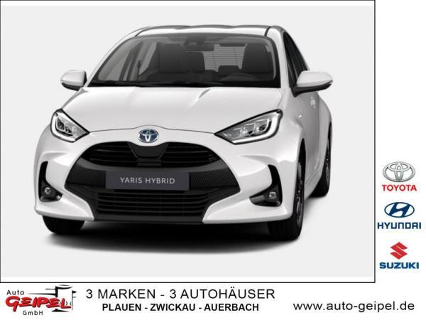 Toyota Yaris 1,5L Hybrid Club LED AppleCarPlay/AndriodAuto