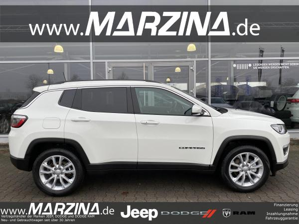 Jeep Compass Limited 1,3l Gse~18