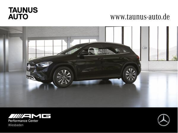 Mercedes-Benz GLA 250 HYBRID+STYLE+MBUX-NAVI+PTS+SITZHEIZUNG+UVM
