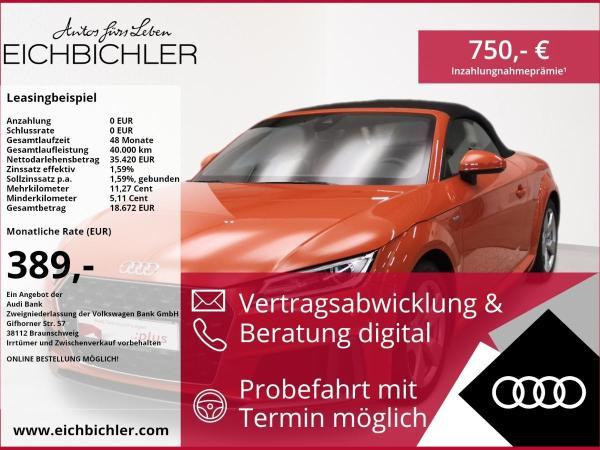 Audi TT Roadster 40 TFSI S tronic S line S-Sitz Virtu