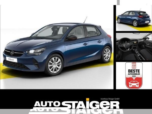 Opel Corsa -e Edition Eletrischer Gewerbeknaller