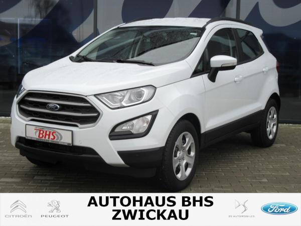 Ford EcoSport 1.0l EcoBoost 100 PS Cool & Connect