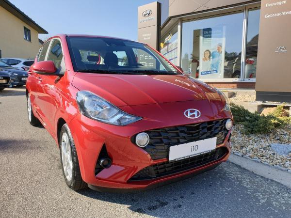 Hyundai i10 1,0 Select mit Funktionspaket  (GW1474)
