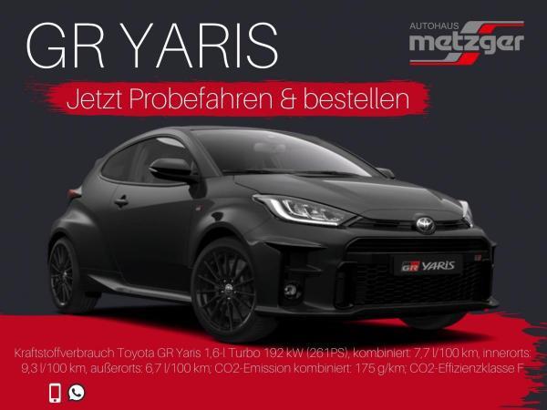 Toyota Yaris GR 1.6 + High-Performance